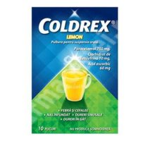 Coldrex Honey&Lemon*10plic GSK