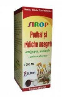SIROP PODBAL+RIDICHE NEAGRA