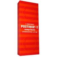 POSTINOR 0.75mg x 2 COMPR.RET.