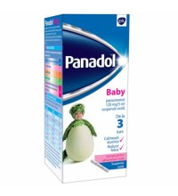 PANADOL BABY - INFANT 120MG/5ML/100ML PULB.PT.SOL.INJ.