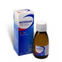 MUCOSOLVAN JUNIOR 15mg/5ml/ SIROP