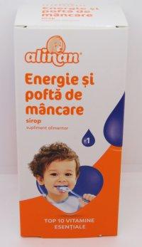 ALINAN ENERGIE SI POFTA DE MANCARE
