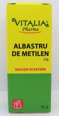 ALBASTRU DE METILEN 1% SOL.