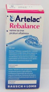 ARTELAC REBALANCE CUTIE X 1 FLAC. X 10 ML