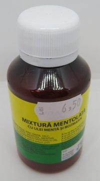 MIXTURA MENTOLATA 100 g