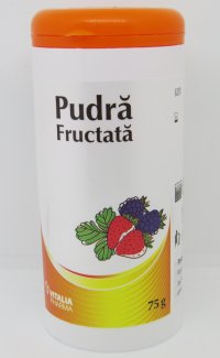 PUDRA FRUCTATA 75 g PUDRA