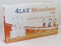 SOLACIUM 4LAX MICROCLISME COPII X 6DZ