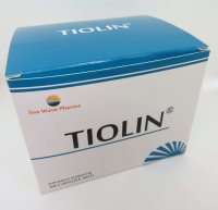 TIOLIN CUTIE X 6 BLIST. X 10 CAPS.