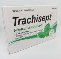 TRACHISEPT MENTOL SI EUCALIPT X 16CP