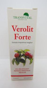 VEROLIT FORTE  SOLUTIE PT. NEGI