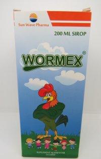 WORMEX SIROP X 200ml