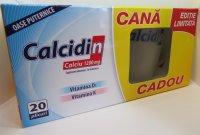 ZDROVIT CALCIDIN CT*20 PL+CANA CADOU