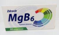 ZDROVIT MAGNEZIU+VIT B6*50CPR
