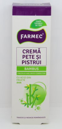 CREMA PETE SI PISTRUI FARMEC