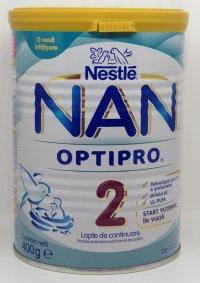 NAN 2 OPTIPRO 400G