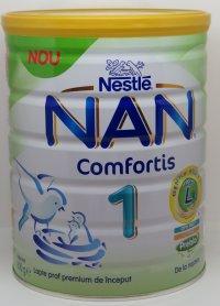 NAN 1 COMFORTIS 800G