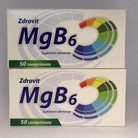MAGNEZIU+VITAMINA B6*50CPR OFERTA 1+1