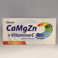 CA+MG+ZN+Vit C *50CPR