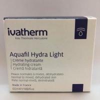 AQUAFIL HYDRA LIGHT CREMA HIDRATANTA IVATHERM*50ml