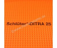 Membrana hidroizolanta pentru terase DITRA-25