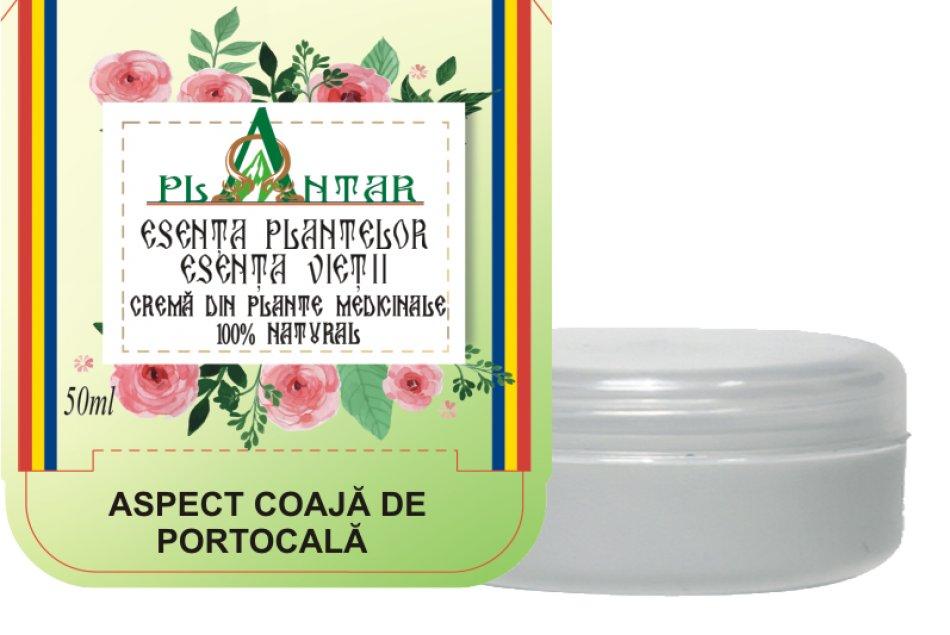 ASPECT DE COAJA DE PORTOCALA