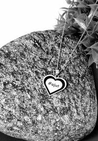 Colier Inima #ajut