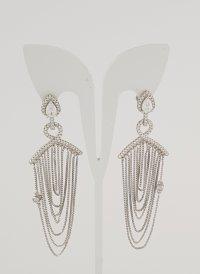 Cercei Argint 925 Candelabru